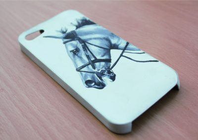 Hand Painted iPhone Case